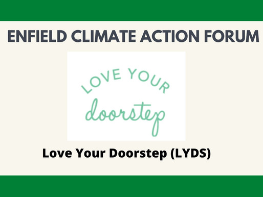 Love Your Doorstep (LYDS)