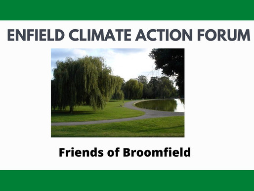 Friends of Broomfield Park