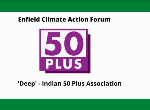 'Deep' - Indian 50 Plus Association