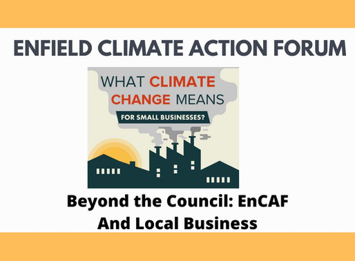 Beyond the Council: EnCAF And Local Business