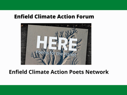Enfield Climate Action Poets Network