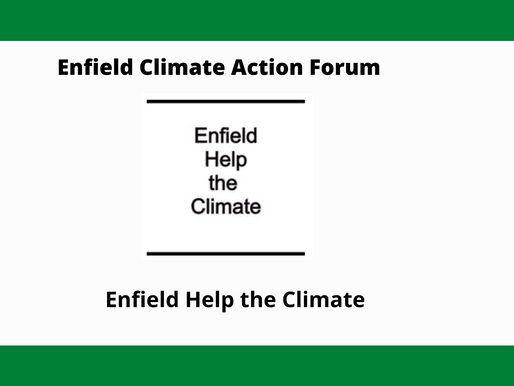 Enfield Help the Climate