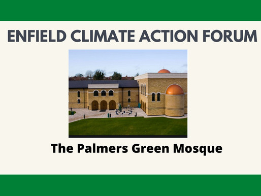 The Palmers Green Mosque