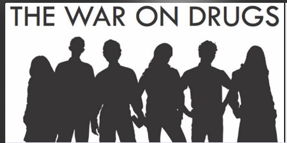 Tackling The Drug Wars - Meeting in House of Lords