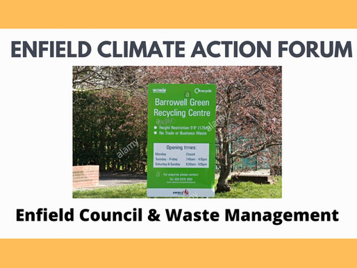 Enfield Council & Waste Management