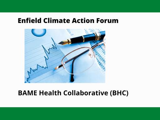 BAME Health Collaborative (BHC)