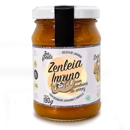 Zenleia Imuno - Geleia de Laranja com Proteína de Arroz - 190g