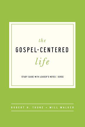 The Gospel-Centered Life