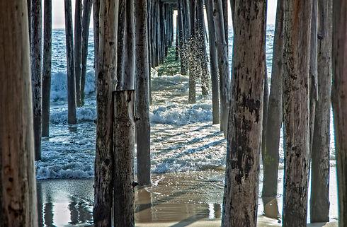 OBX under Nags Head pier.jpg