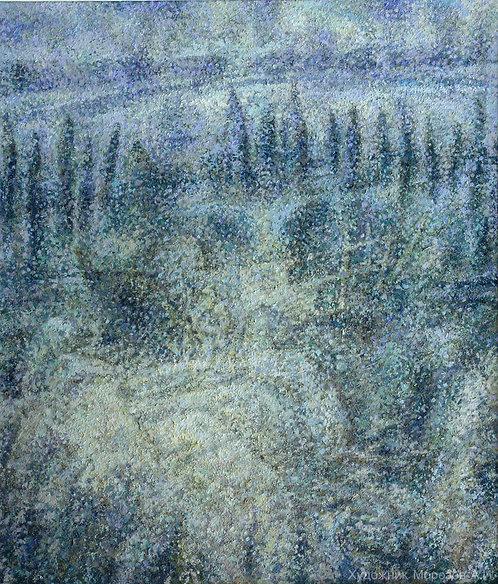 Карельский пейзаж (Яндомозеро)