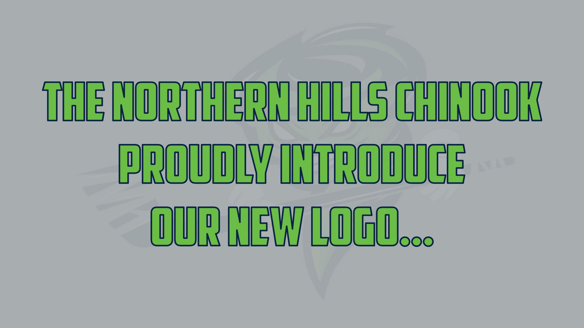 Chinook Logo Announcement