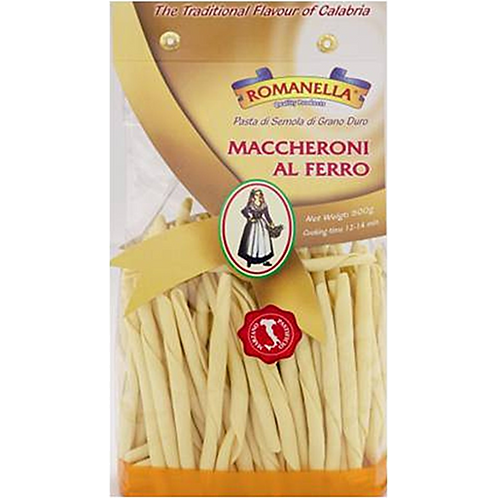 Romanella Pasta Maccheroni Al Ferro
