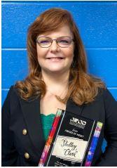 2020 National Award of Merit for Youth Art Education: Warren County Teacher, Shelly J. Clark