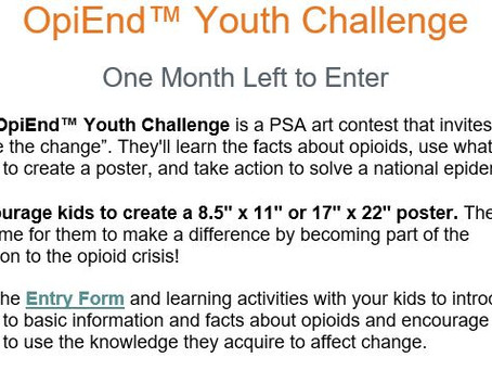 OpiEnd Youth Challenge