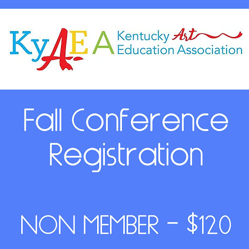 2021 Fall Conference Non-Member Registration