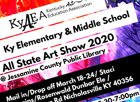 2020 Kentucky Elementary & Middle School All State Competition