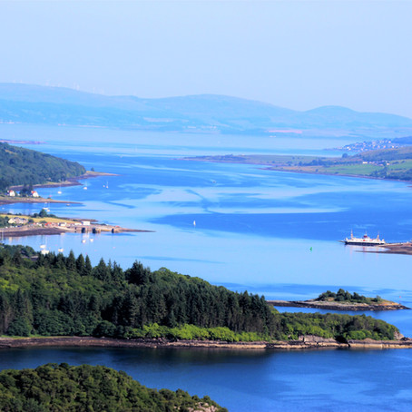 So Many Summer Days Out From The Colintraive Hotel
