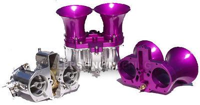 Geers Terminator II Carburetors
