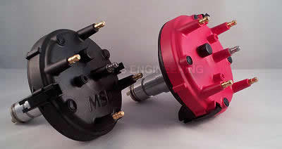 MSD Ignition Crank Trigger Distributor