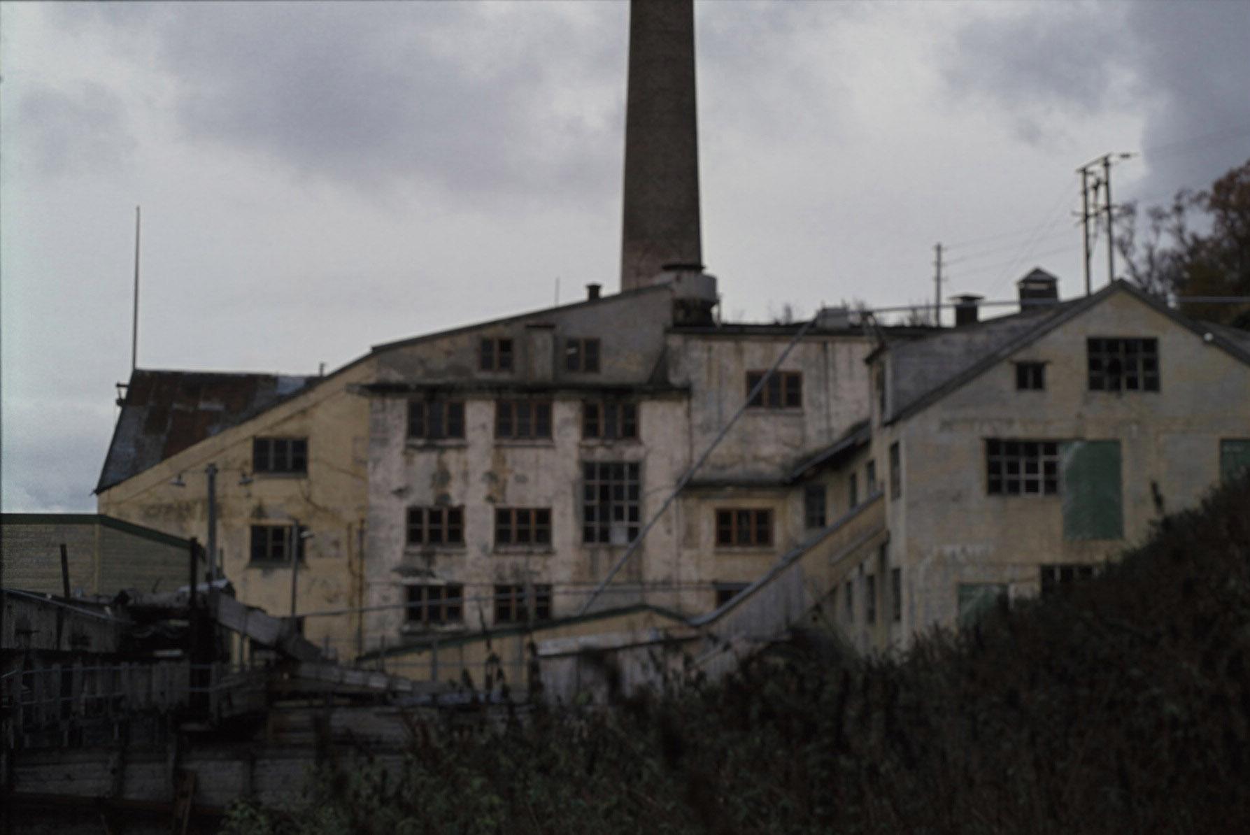 Sildefabrikk