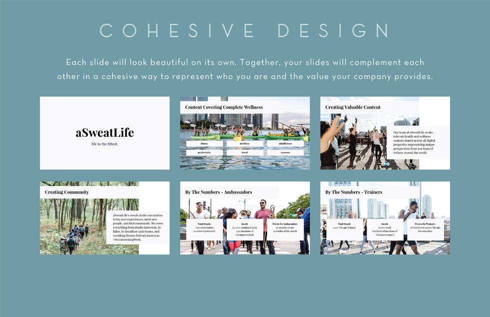 Cohesive Design