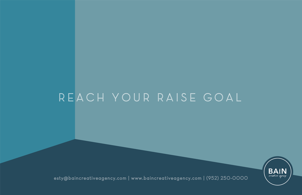Reach Your Raise Goal