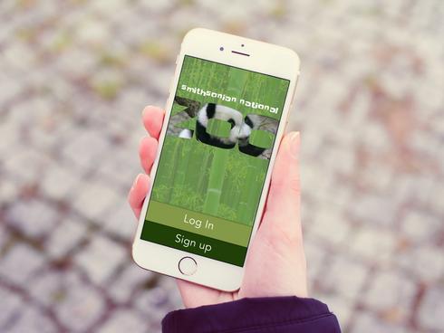 Smithsonian Zoo App