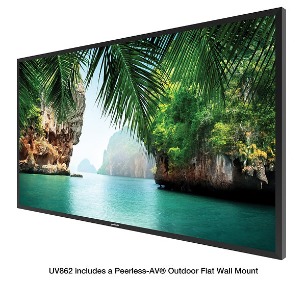 "Peerless-AV 86"" UltraView UHD - UV862"