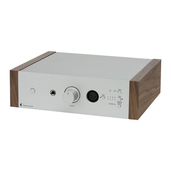Pro-Ject Head Box DS2-B Silver Walnut