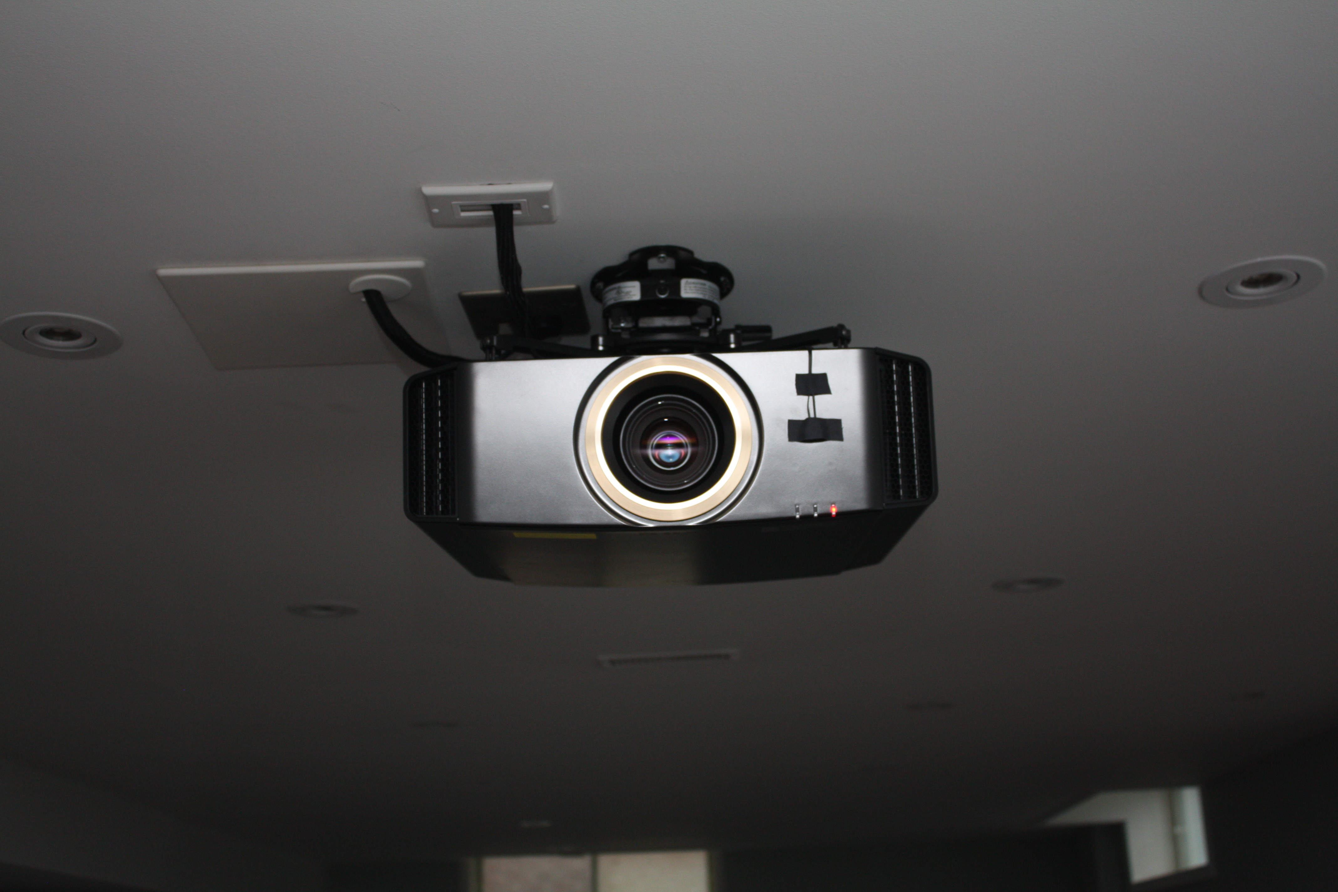 JVC Pro Series Home Cinema Projector