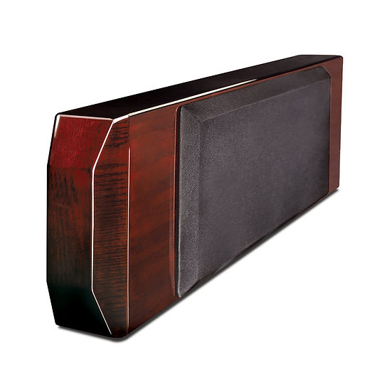 """Sunfire SubRosa 10"""" Dual In-Room/On-Wall Rosewood Cabinet Subwoofer"""