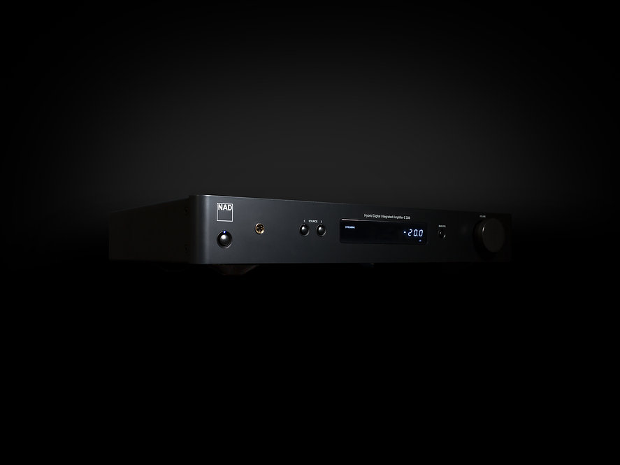 NAD C 338 Integrated Amplifier