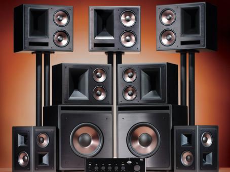 Klipsch THX Ultra2 Series Home Theater Speaker