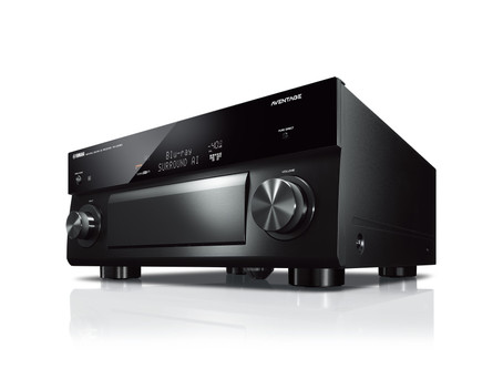 Yamaha RX-A3080,9.2-Channel AVENTAGE AV Receiver