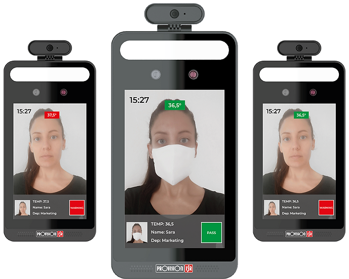 Provision Face Recognition
