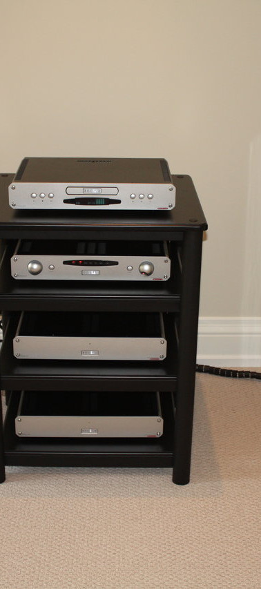 In Home Stereo Installation