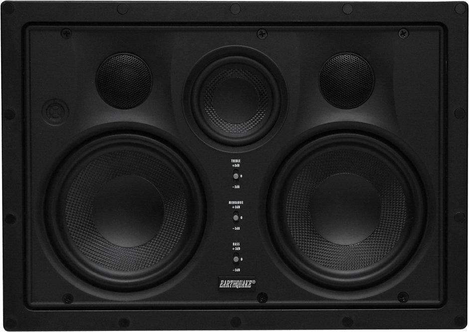 Earthquake Sound EWS530C Edgeless In-Wall LCR Speaker