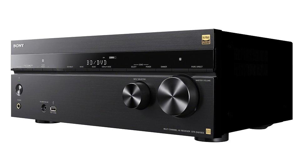 Sony - STR-ZA810ES