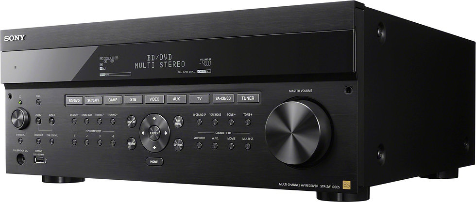 Sony - STR-ZA1100ES