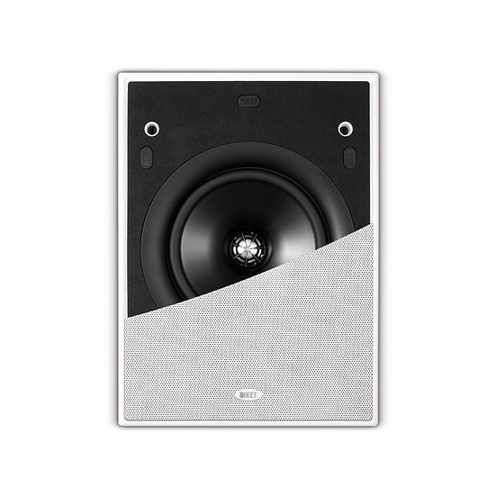 KEF Ci160QL Rectangle In-Wall/Ceiling Speaker Thin Bezel