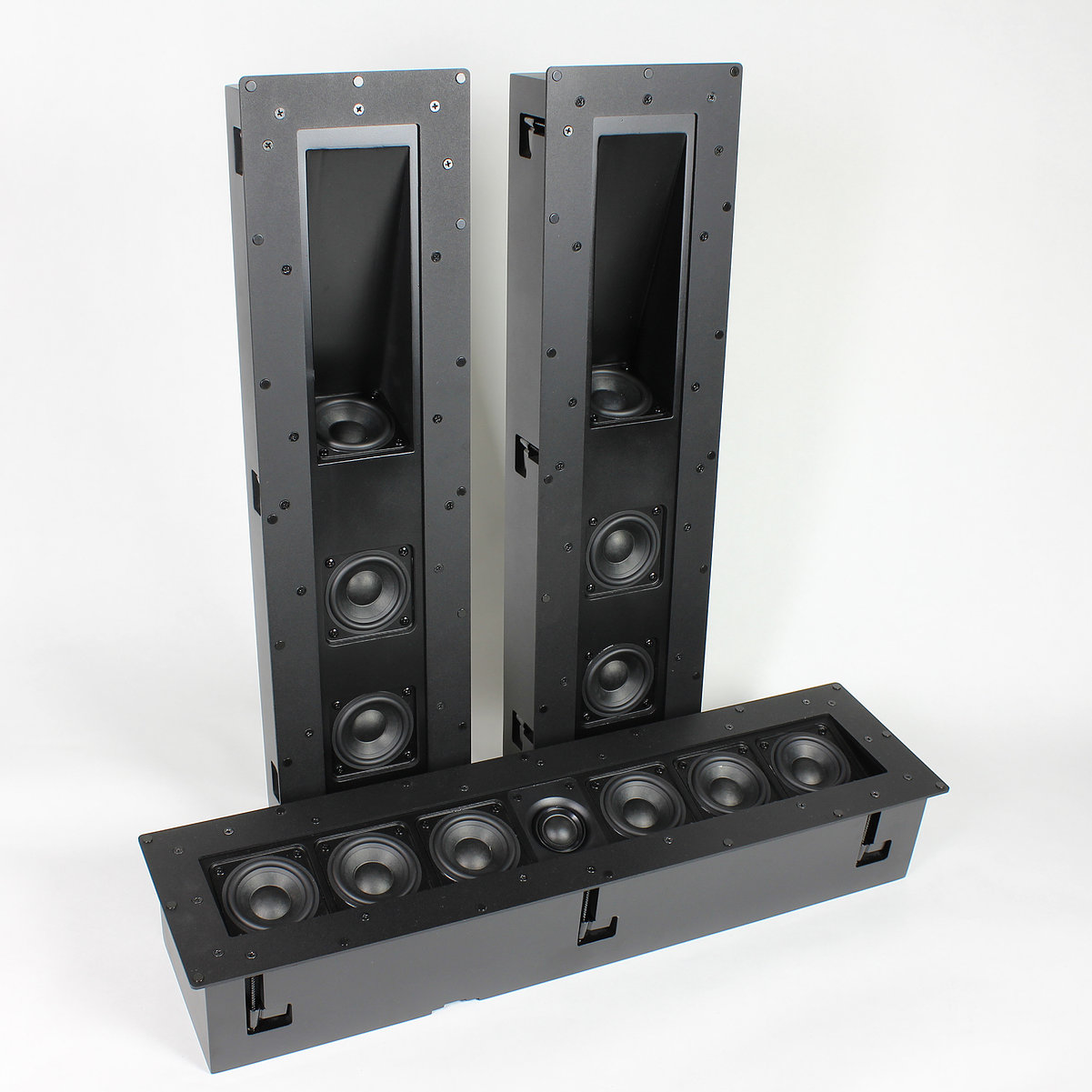 TDG Audio COMPLETE 7.1 SKYBAR SYSTEM