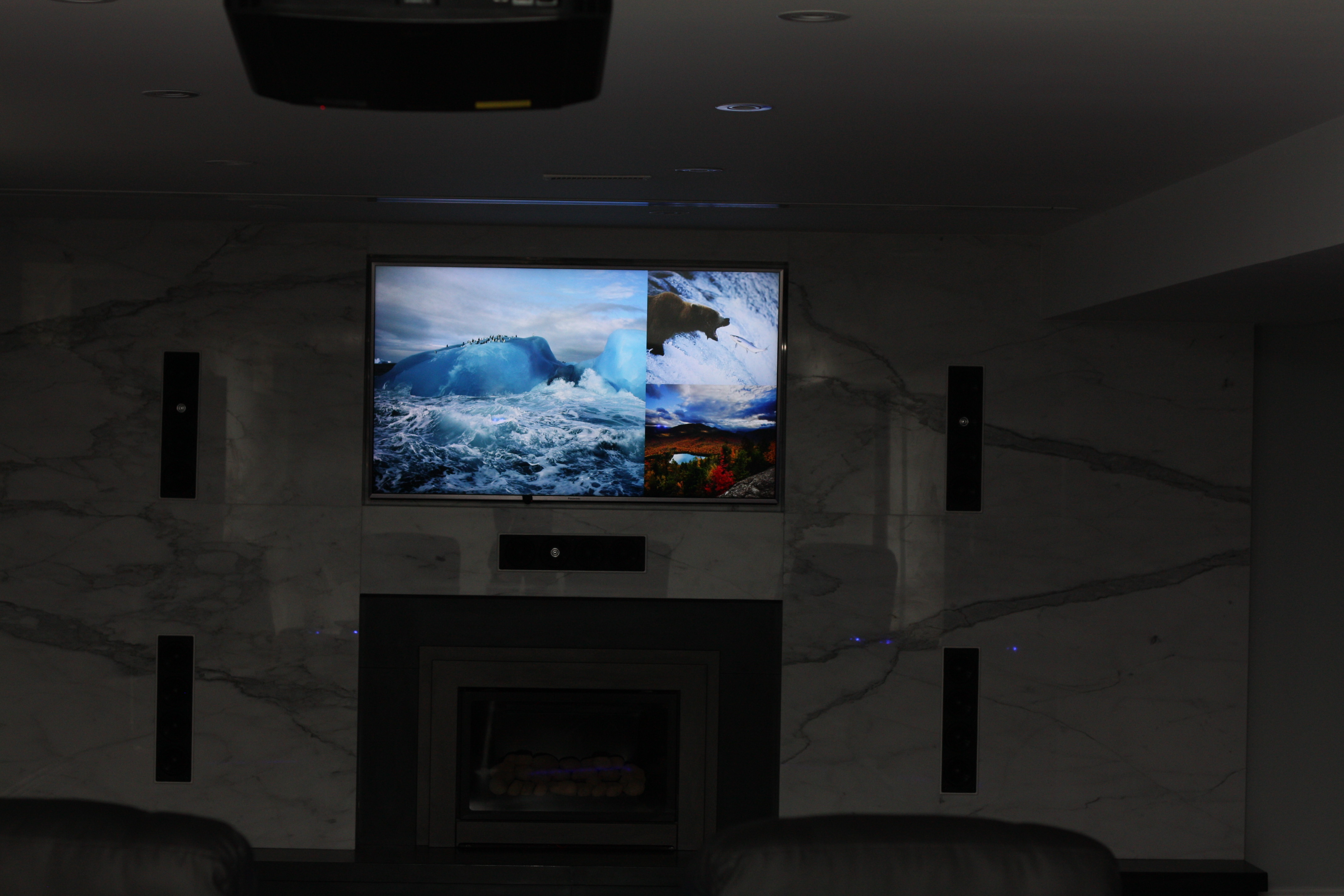 Mounting TV Above Fireplace