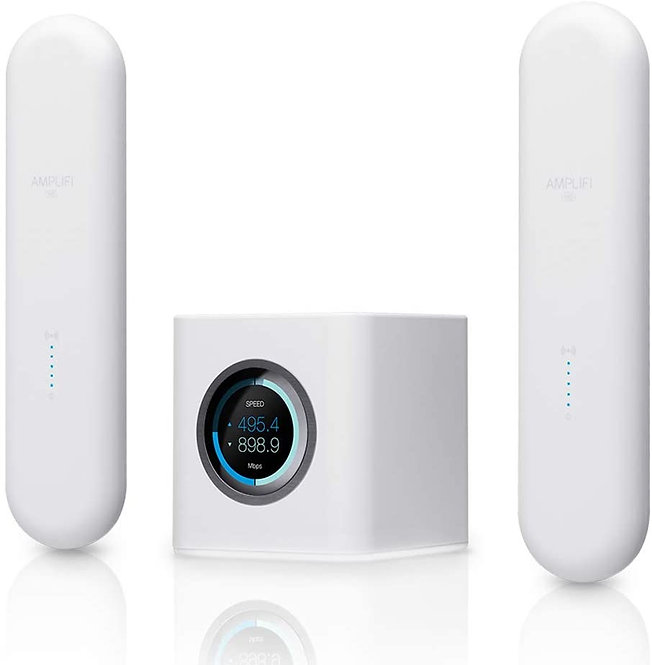 AMPLIFI HIGH DENSITY WHOLE HOME MESH WIFI SYSTEM WITH SMART ROUTER