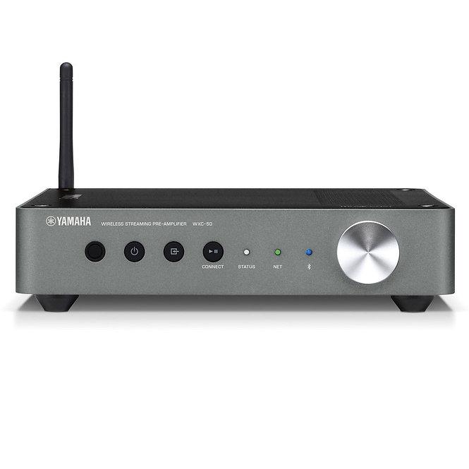 Yamaha MusicCast Streaming Pre-amplifier WXC-50B