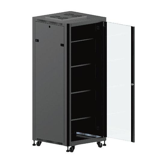 SyncSystem 27U AV Rack Cabinet