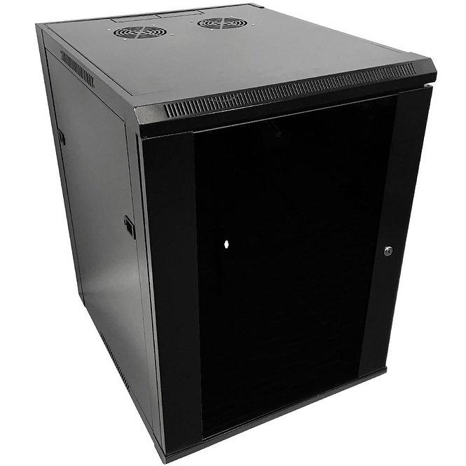SyncSystem 15U AV Rack Cabinet