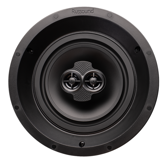 """Russound IC-610T 6.5"""" Single Point Stereo Loudspeaker"""