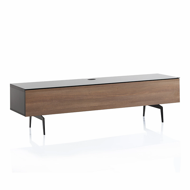 """SONOROUS STUDIO ST360 MODERN TV STAND W/ SPIKE LEGS FOR TVS UP TO 75"""""""