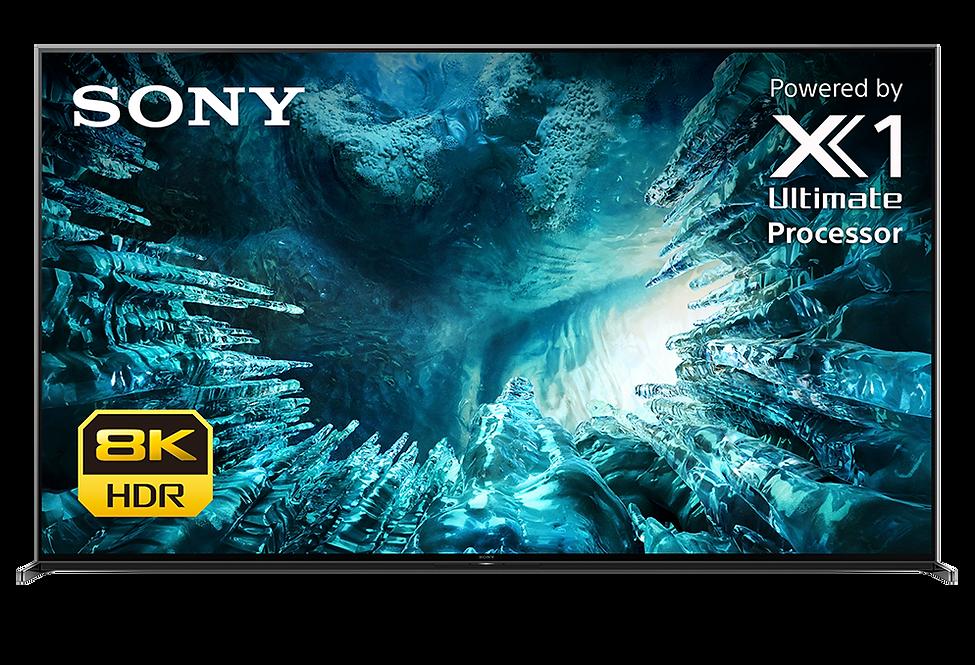 Sony Z8H  Full Array LED  8K  High Dynamic Range (HDR) Smart TV (Android TV)