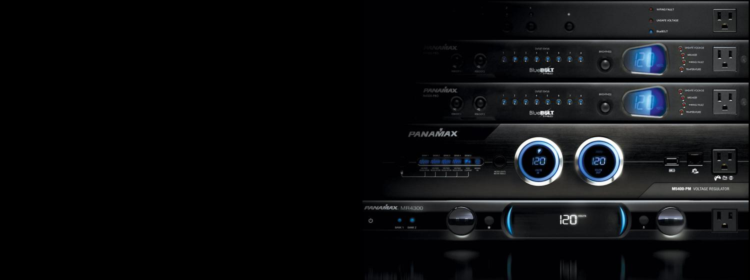 Home Theater Power Protection